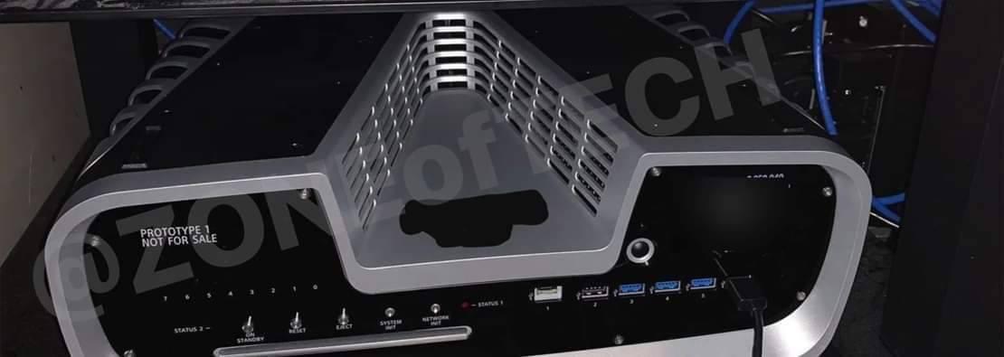 ps5 dev kit - PlayStation 5, spunta in rete la prima immagine del dev kit