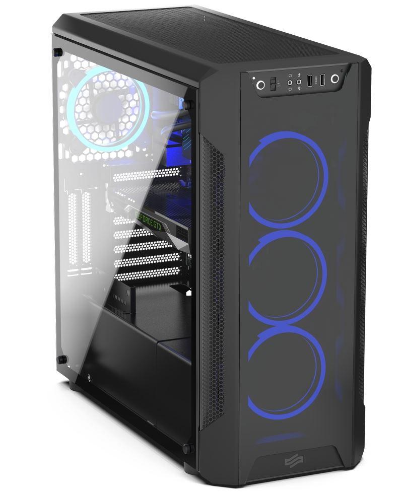 ArmisAR7X TG RGB 6 - Recensionecase SilentiumPC ArmisAR7X TG RGB