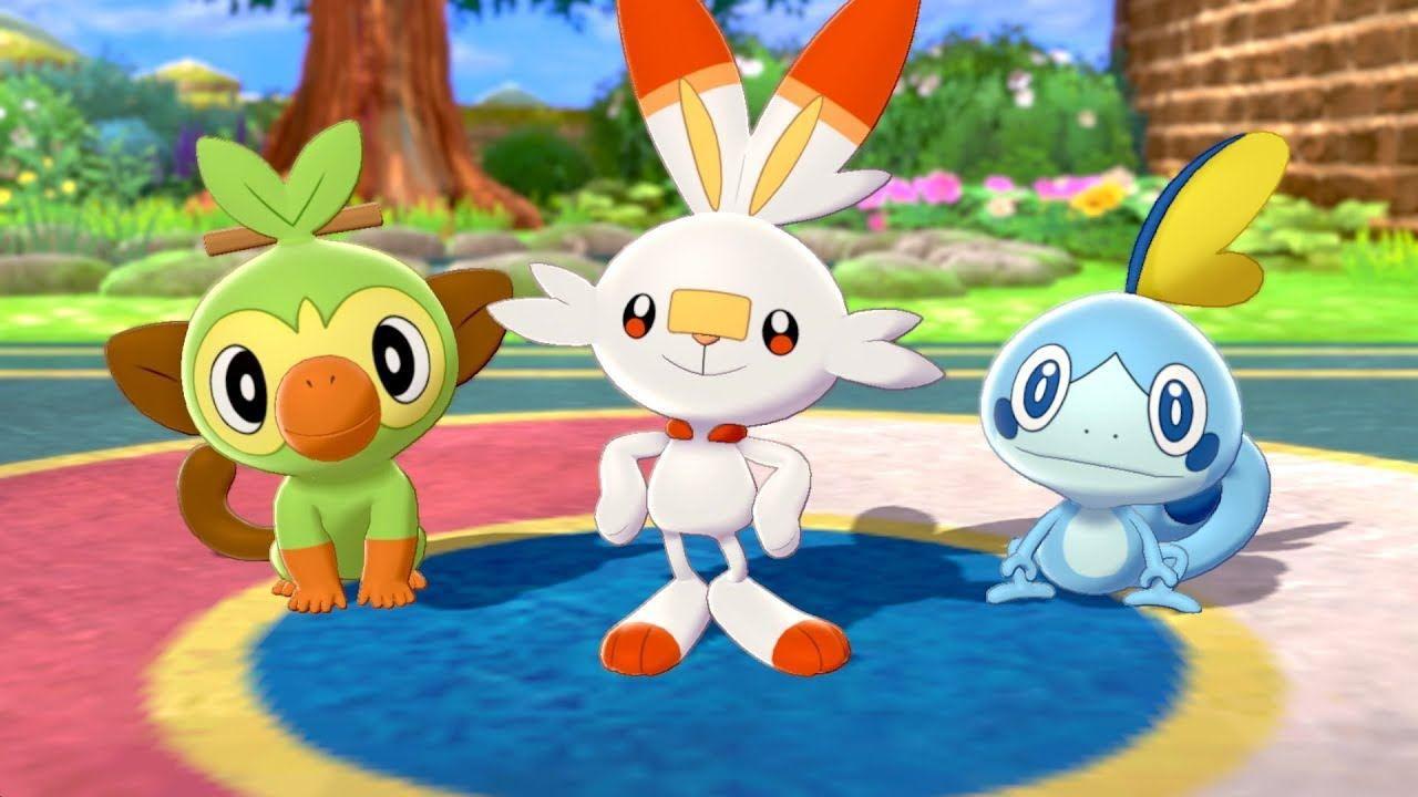 pokemon spada e scudo starter - Home