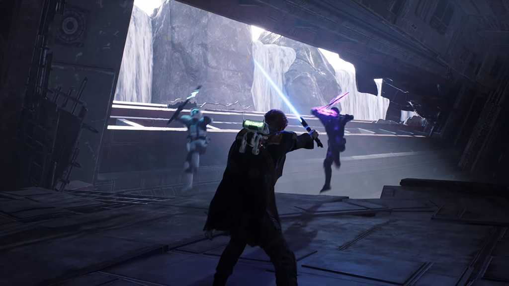 Star Wars Jedi: Fallen Order Abilità