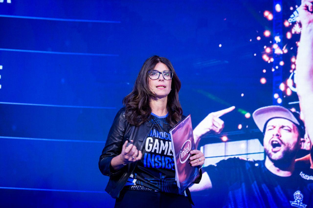 Amy Signorini Intel - Donne ed e-sports, una tendenza in crescita soprattutto in Italia
