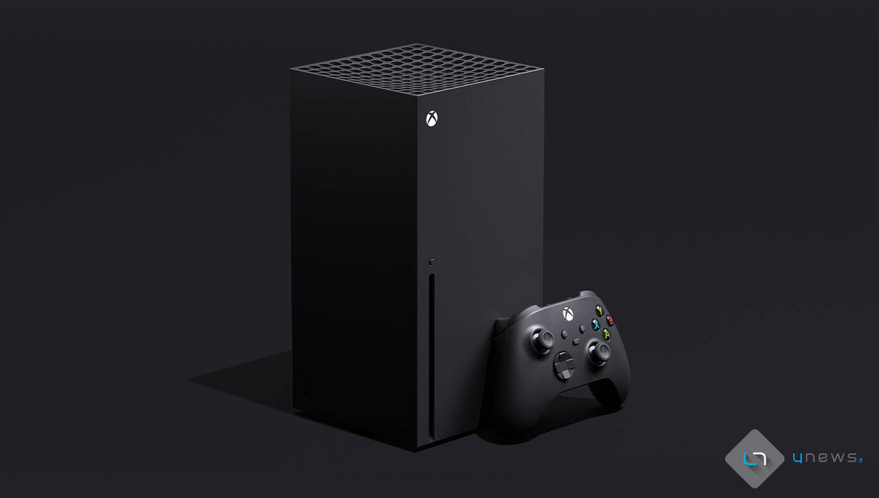 Xbox Series X 4news.it  - Home
