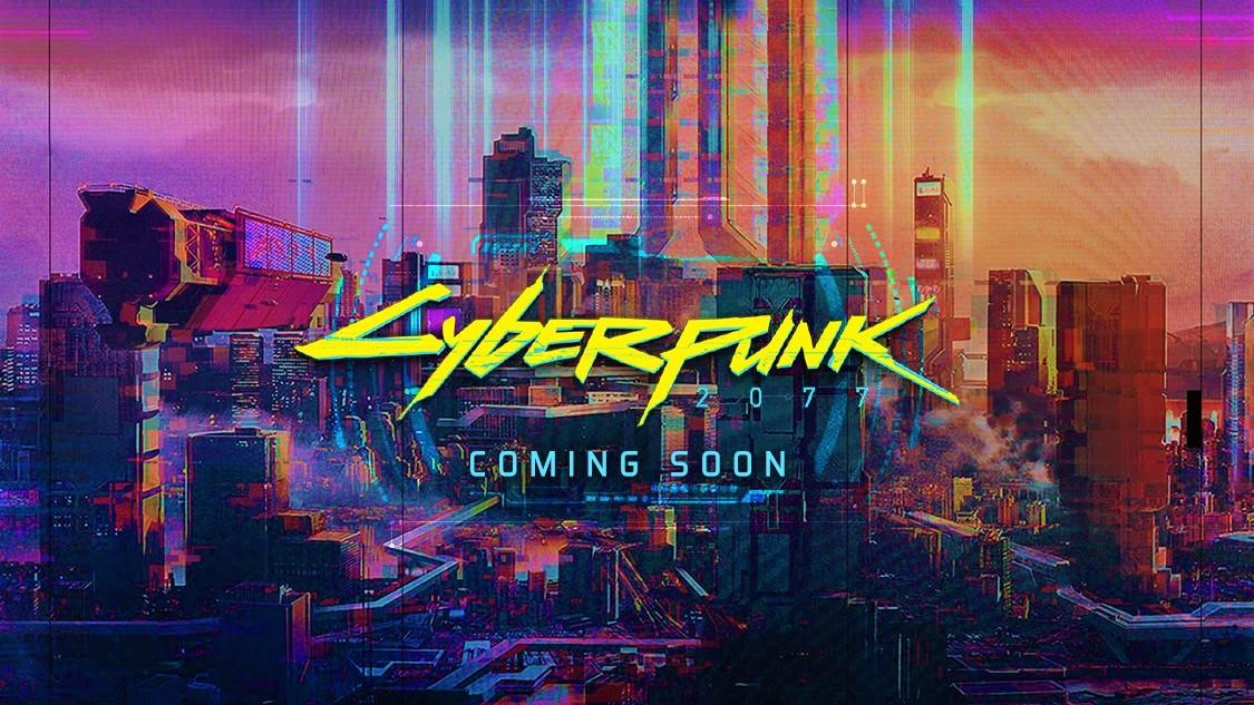 Cyberpunk Coming Soon - Home