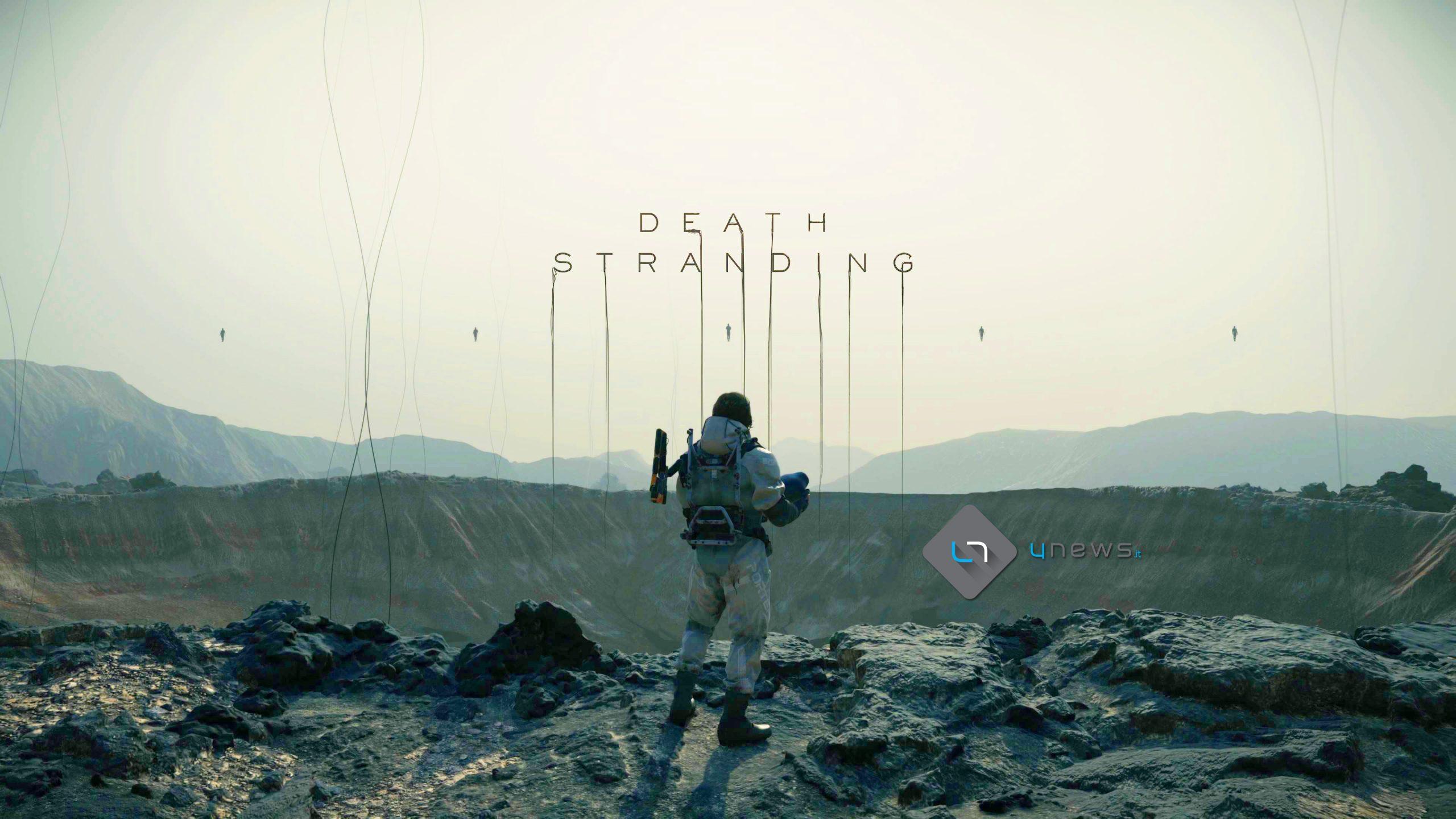 Death Stranding scaled - Homo Ludens: la salvezza dalla quarantena passa attraverso i videogiochi