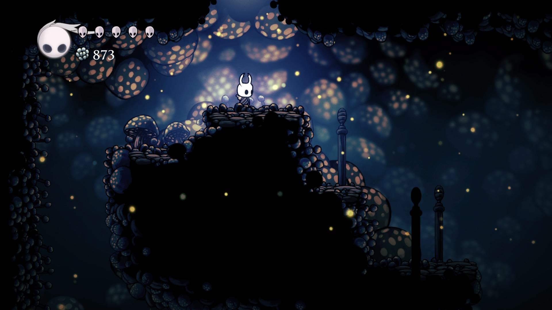 Hollow Knight Sentieri Dimenticati