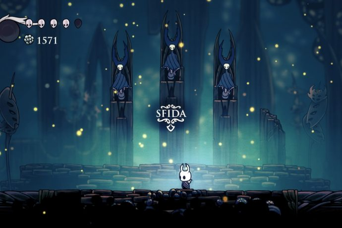 Hollow Knight Mantidi