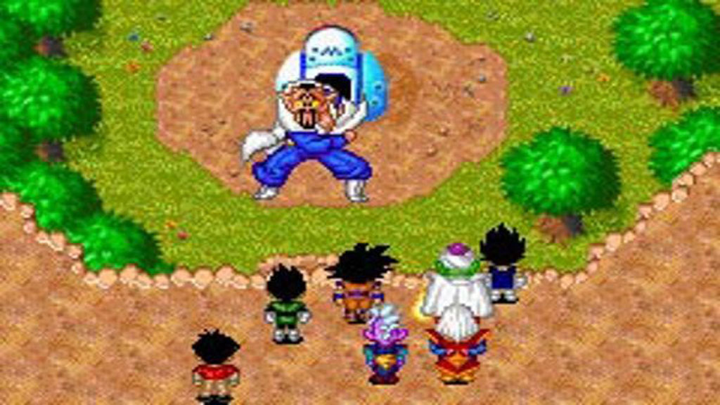dragon ball z buu darbula - Back 2 The Past - Aspettando Dragon Ball Z: Kakarot