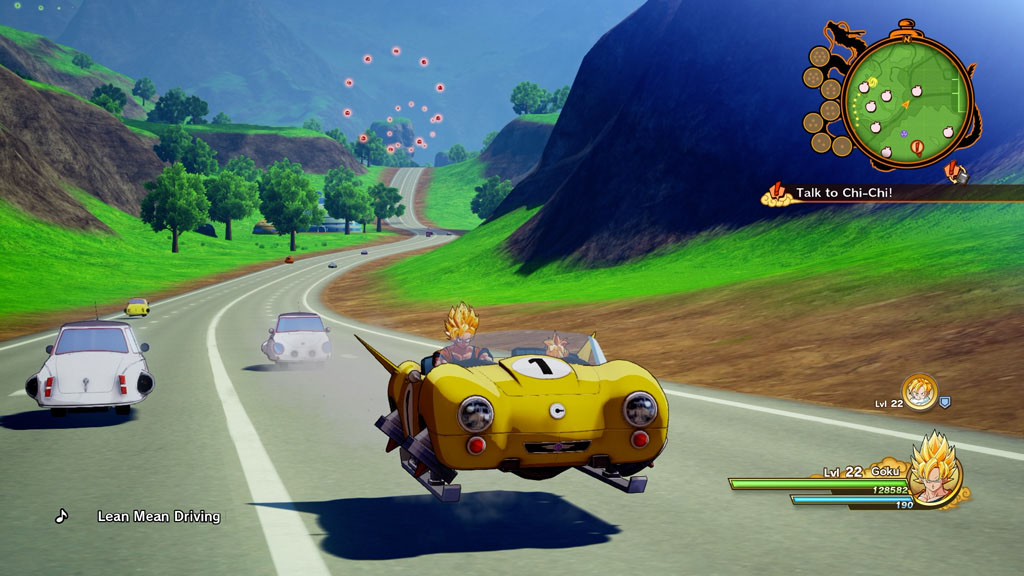 dragon ball z kakarot auto gameplay - Dragon Ball Z: Kakarot - Guida: come sbloccare l'auto