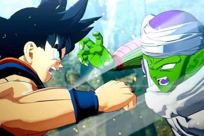 Dragon Ball Z: Kakarot combattimento