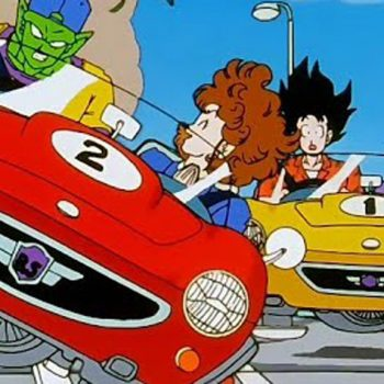 dragon ball z kakarot goku junior auto anime 350x350 - Recensione Dragon Ball Z: Kakarot