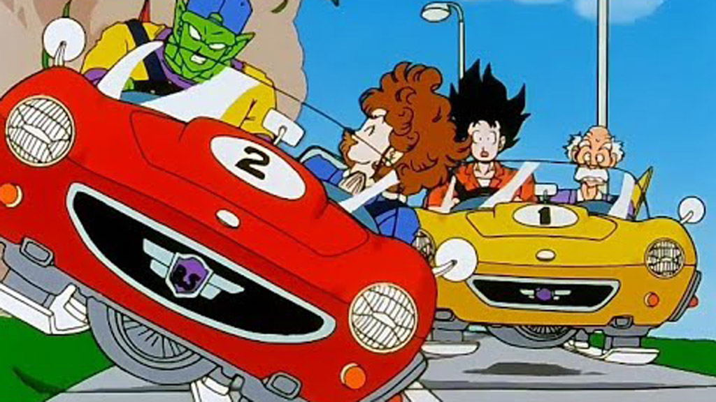 Dragon Ball Z: Kakarot Auto Anime