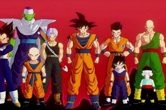Dragon Ball Z: Kakarot Opening
