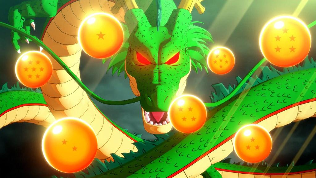 Dragon Ball Z: Kakarot Sfere del Drago
