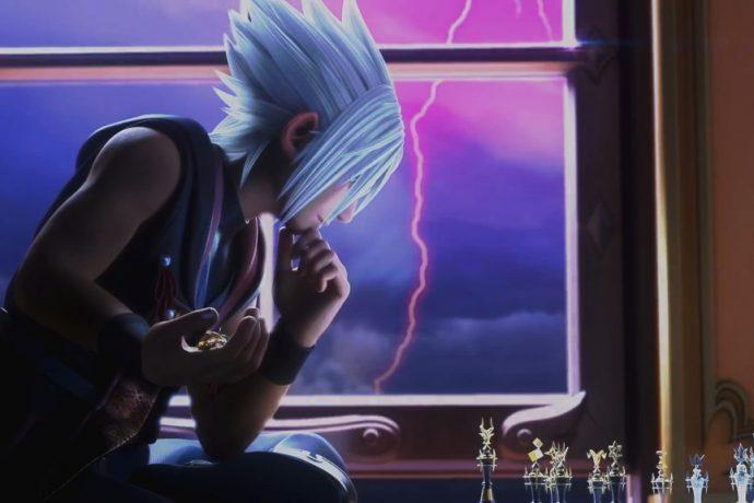 Kingdom Hearts: Dark Road Young Xehanort