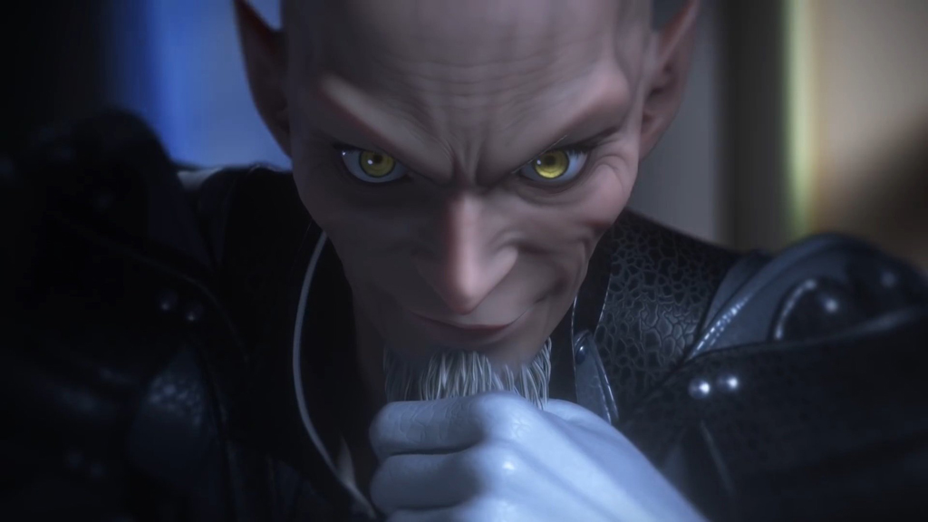 Kingdom Hearts Project Xehanort