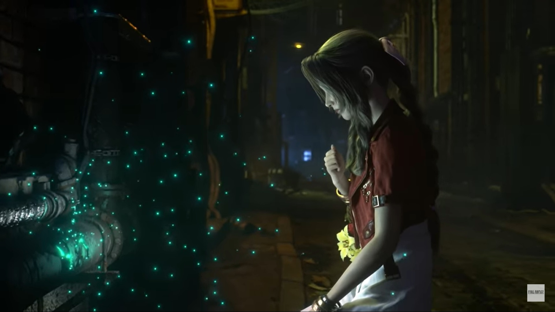 Final Fantasy VII Remake Opening