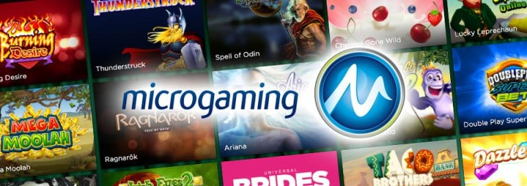 Microgaming - Casino online con slot machine Microgaming