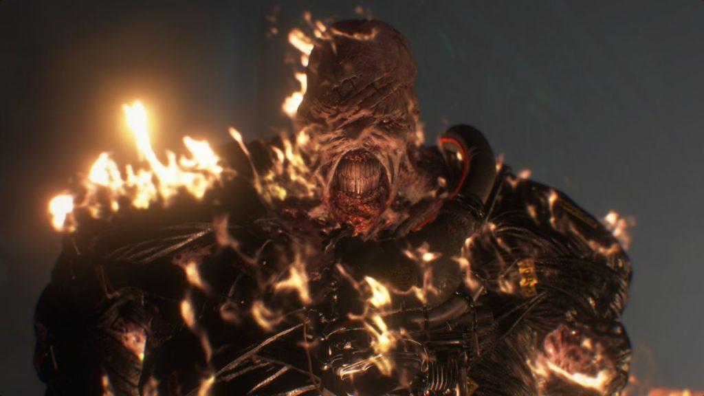 Nemesis 1024x576 - Resident Evil 3 - Remake, elenco e descrizioni di tutti i personaggi e dei nemici