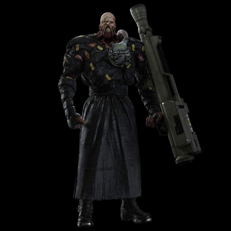Nemesis - Resident Evil 3 - Remake, elenco e descrizioni di tutti i personaggi e dei nemici