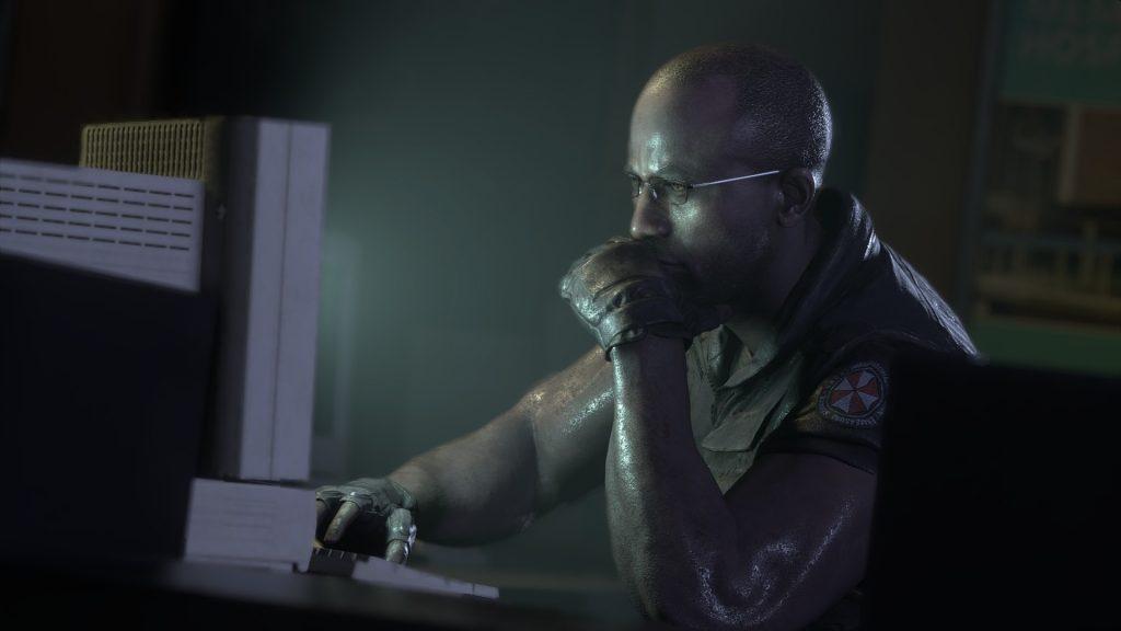 Tyrell Patrick 1024x576 - Resident Evil 3 - Remake, elenco e descrizioni di tutti i personaggi e dei nemici