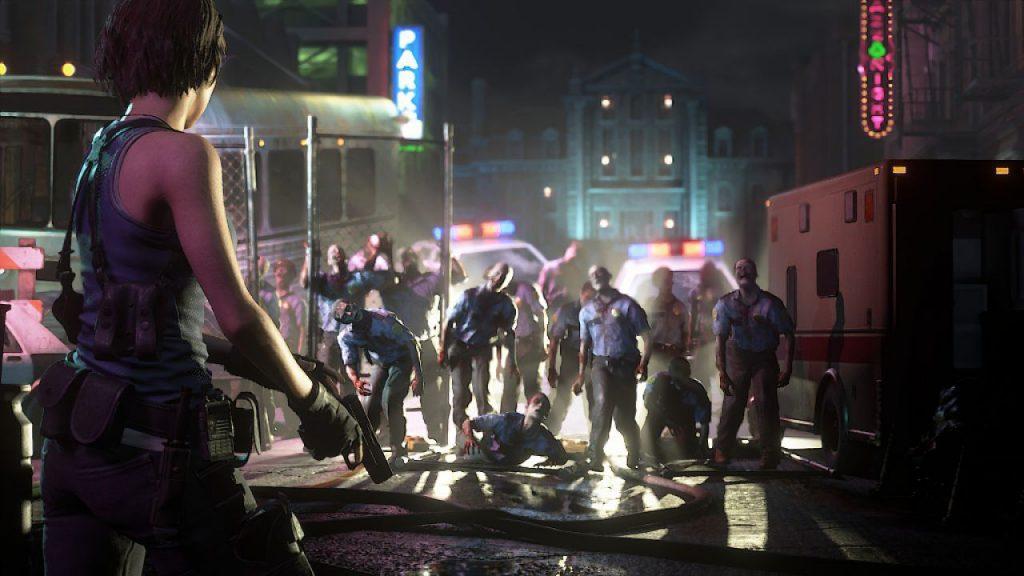 Zombies RE3 1024x576 - Resident Evil 3 - Remake, elenco e descrizioni di tutti i personaggi e dei nemici