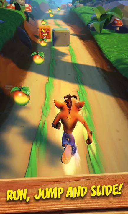Crash Bandicoot Mobile Gameplay