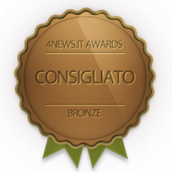 Bronze Award 350x350 - Recensione WD My Passport HDD 2TB (2020)