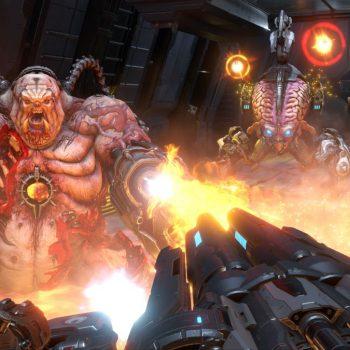 Doom Eternal Fighting 350x350 - Recensione DOOM Eternal