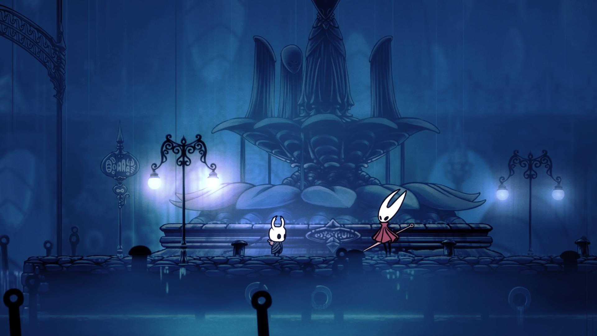 Hollow Knight Città delle Lacrime
