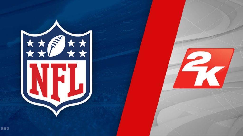 NFL 2k 1024x576 - NFL e 2K annunciano una nuova partnership