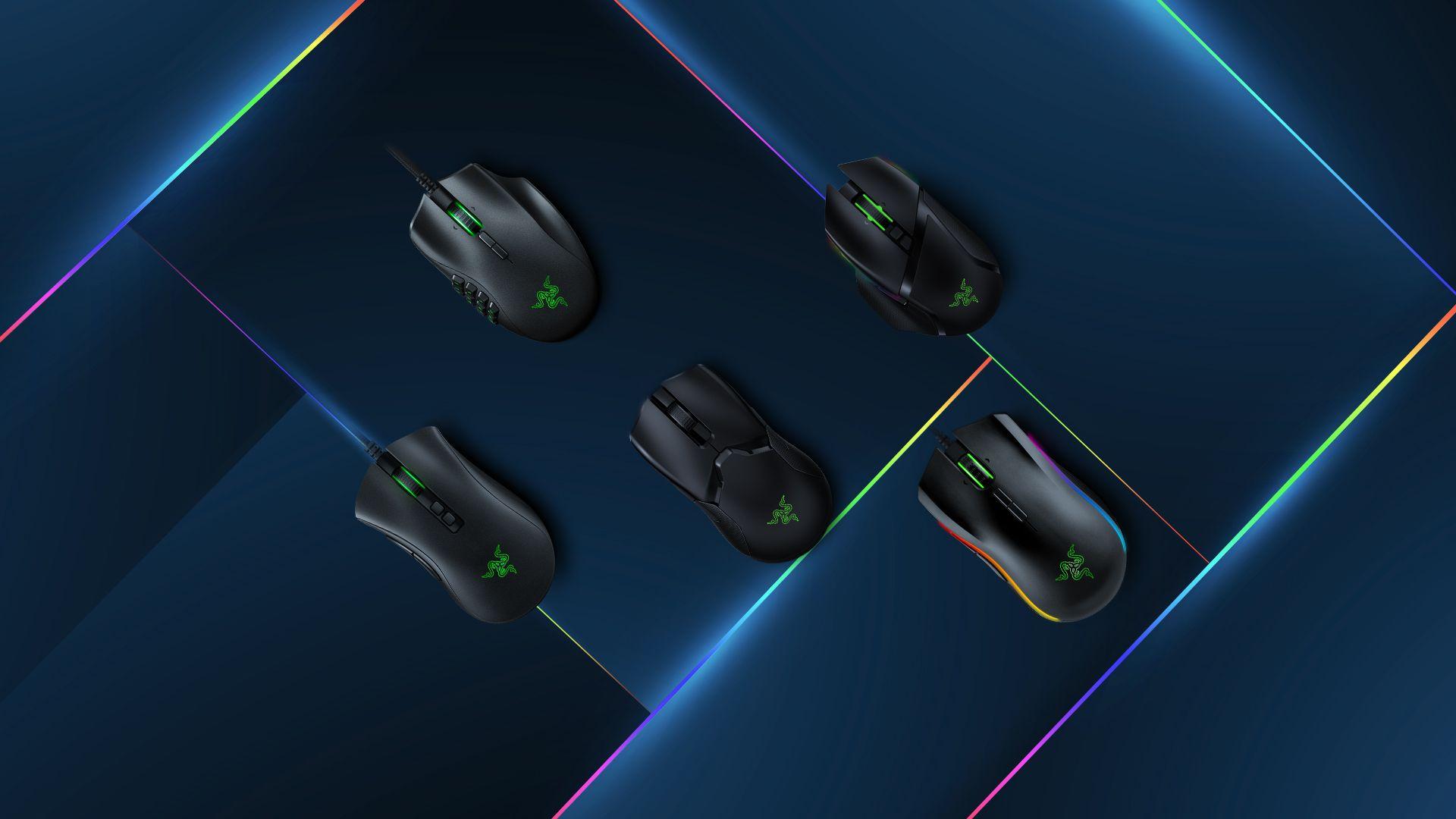periferiche gaming razer mouse