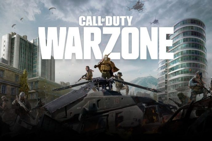 Call of Duty: Warzone cover