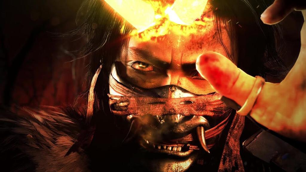 Nioh 2 maschera