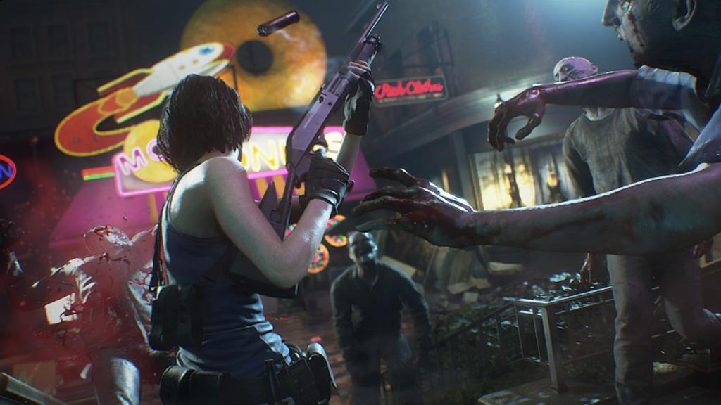 Resident Evil 3 Orda