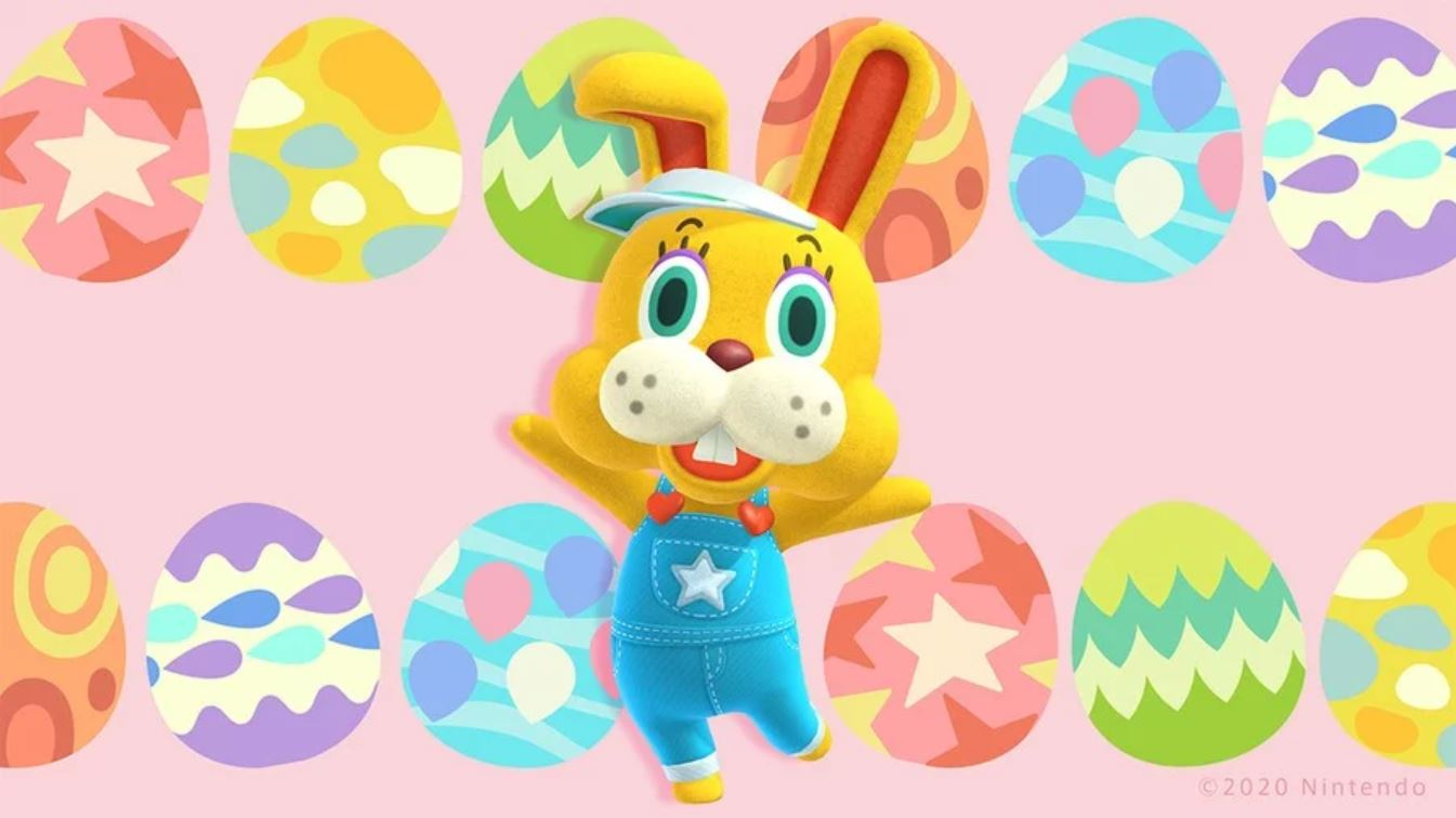 Animal Crossing: New Horizons Evento Pasqua