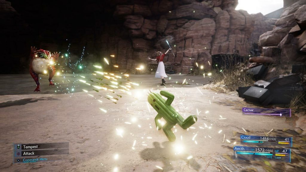 Final Fantasy vii Remake cactuar 1024x576 - Final Fantasy VII Remake - Guida alle invocazioni