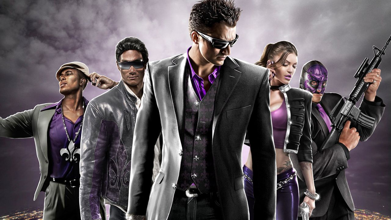 Saints Row The Third Remastered