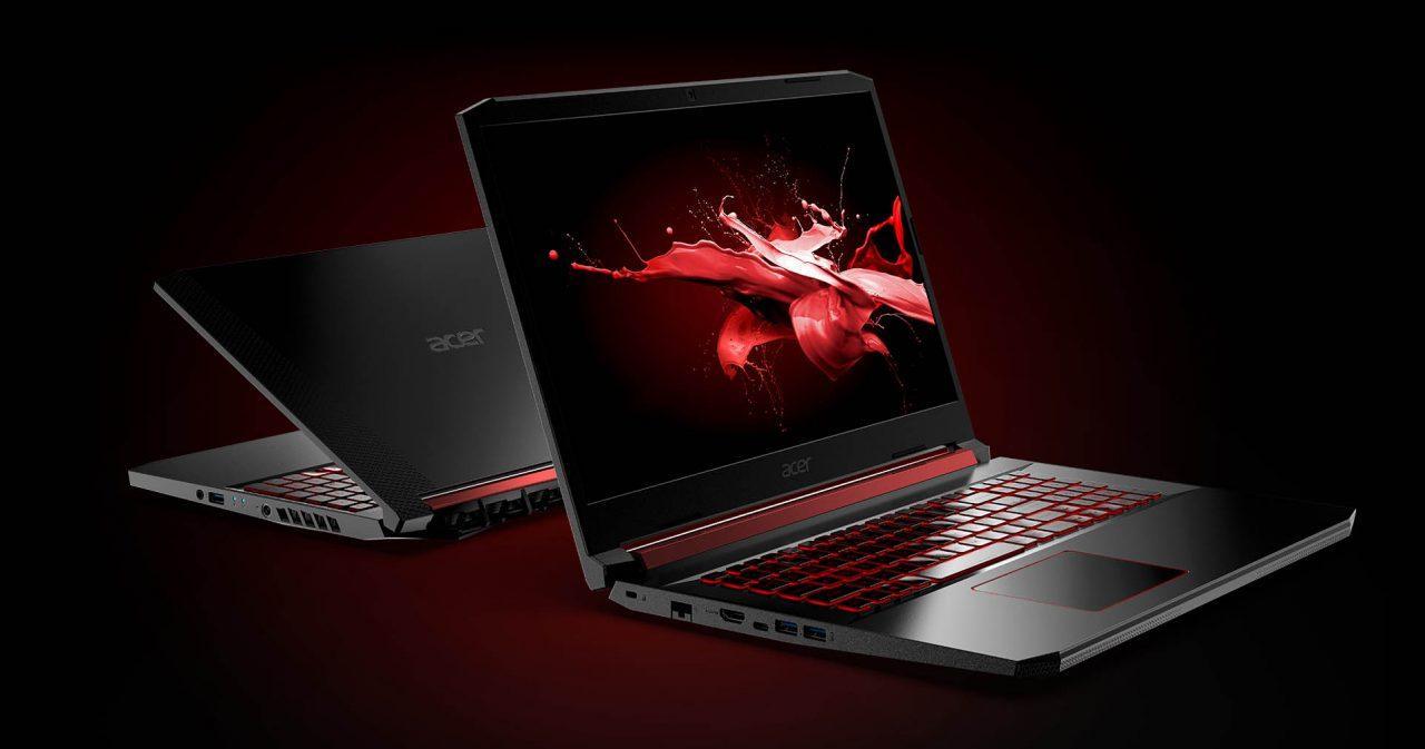 acer nitro 5 - Nvidia sempre più leader di mercato anche nel settore laptop