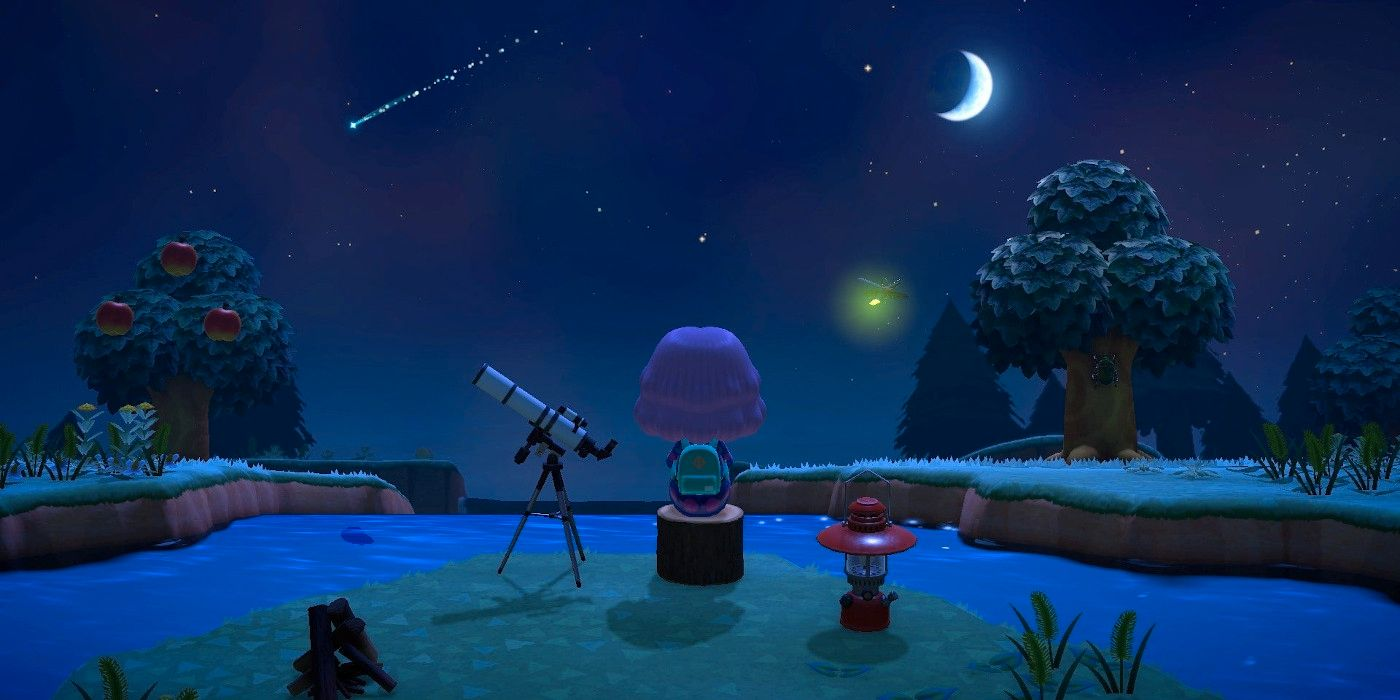 Animal Crossing: New Horizons Stelle Cadenti