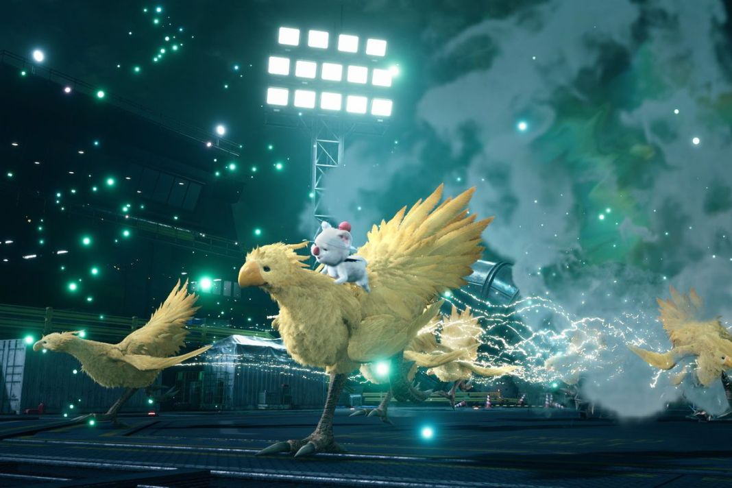 chocobo and moogle ff7 remake - Final Fantasy VII Remake - Guida alle invocazioni