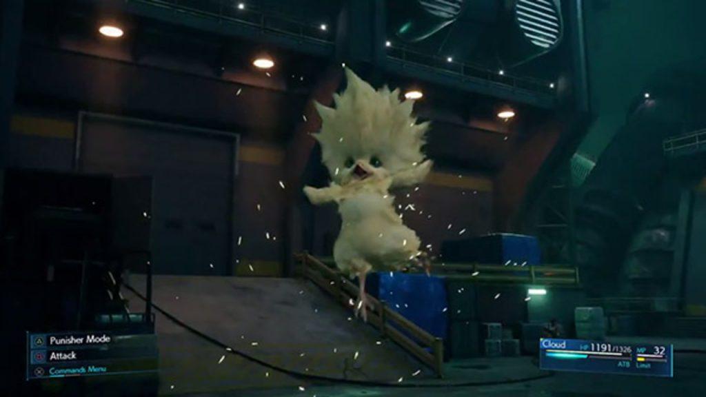 final fantasy vii remake chocobino 1024x576 - Final Fantasy VII Remake - Guida alle invocazioni
