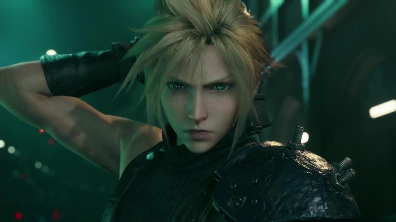 final fantasy vii remake cloud strife - Final Fantasy VII Remake, riscontrato un importante bug nel gioco
