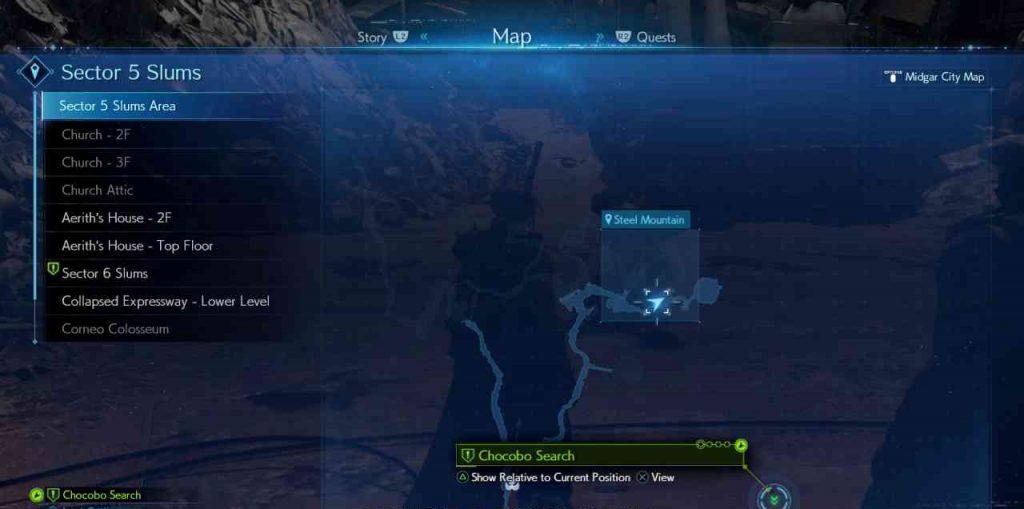 final fantasy vii remake enemy skill self destruct location 1 1024x509 - Final Fantasy VII Remake - Guida alle tecniche nemiche