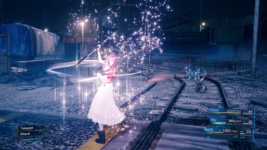 final fantasy vii remake heal - Final Fantasy VII Remake, 7 trucchi per diventare perfetti Soldier