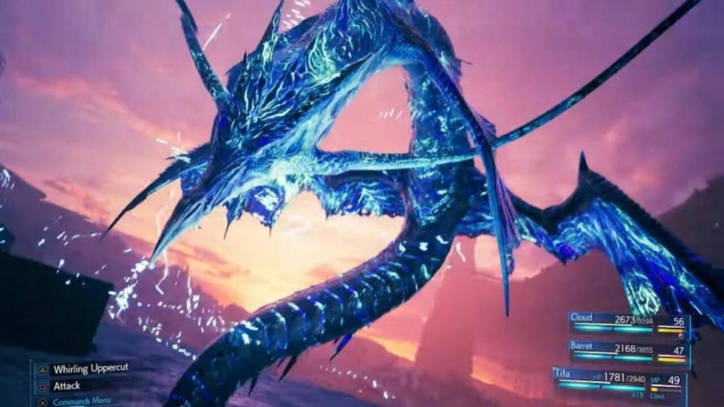 final fantasy vii remake leviatano 1024x576 - Final Fantasy VII Remake - Guida alle invocazioni