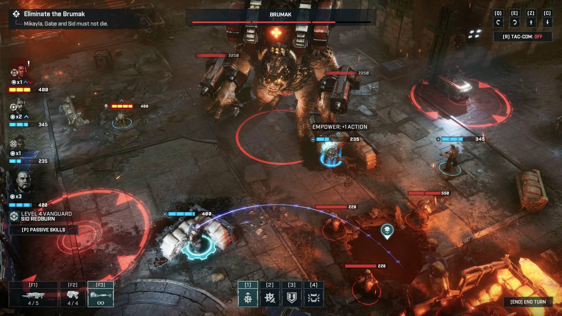 gears tactics img 1 - Recensione Gears Tactics