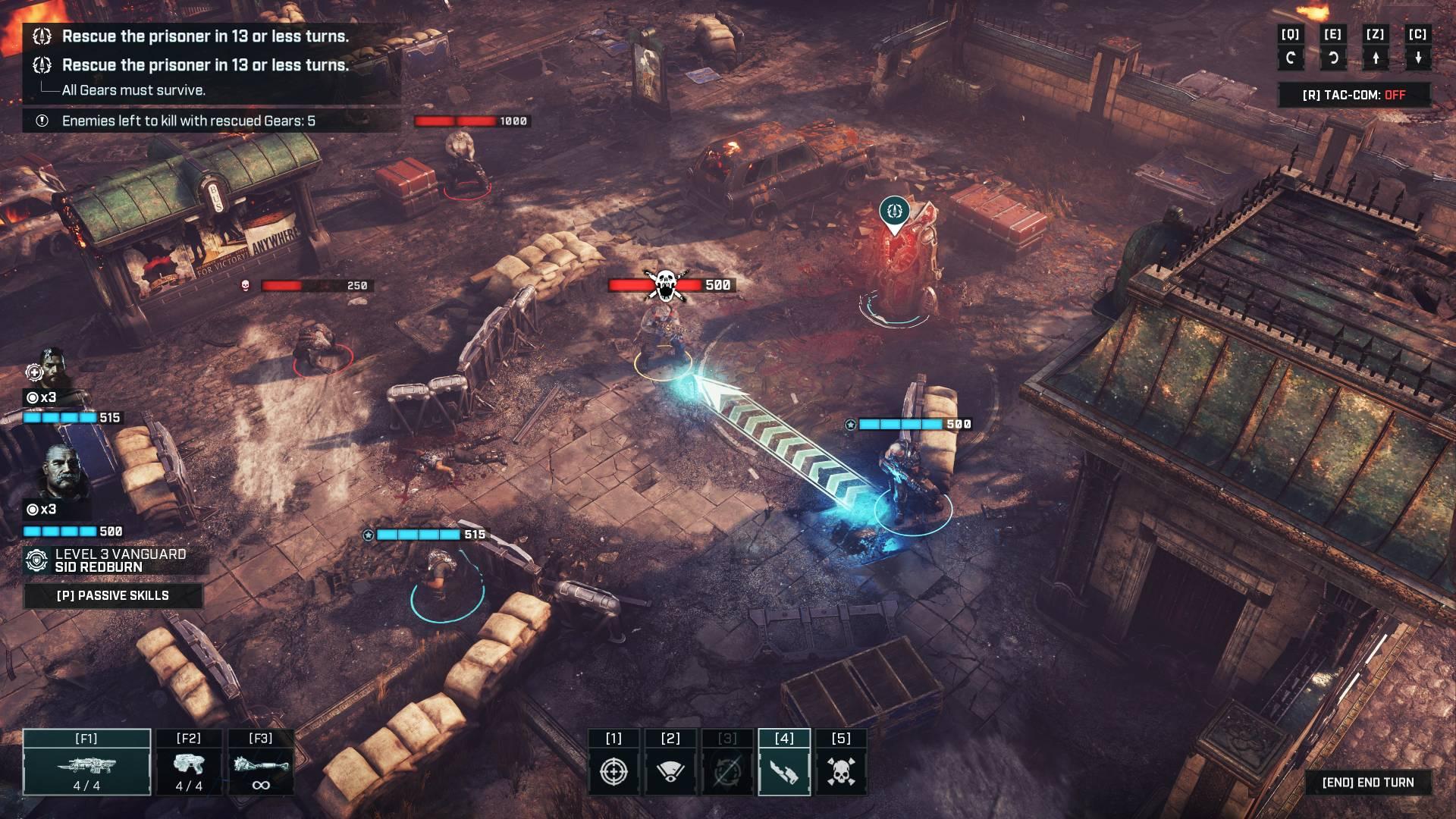 gears tactics img 5 - Recensione Gears Tactics
