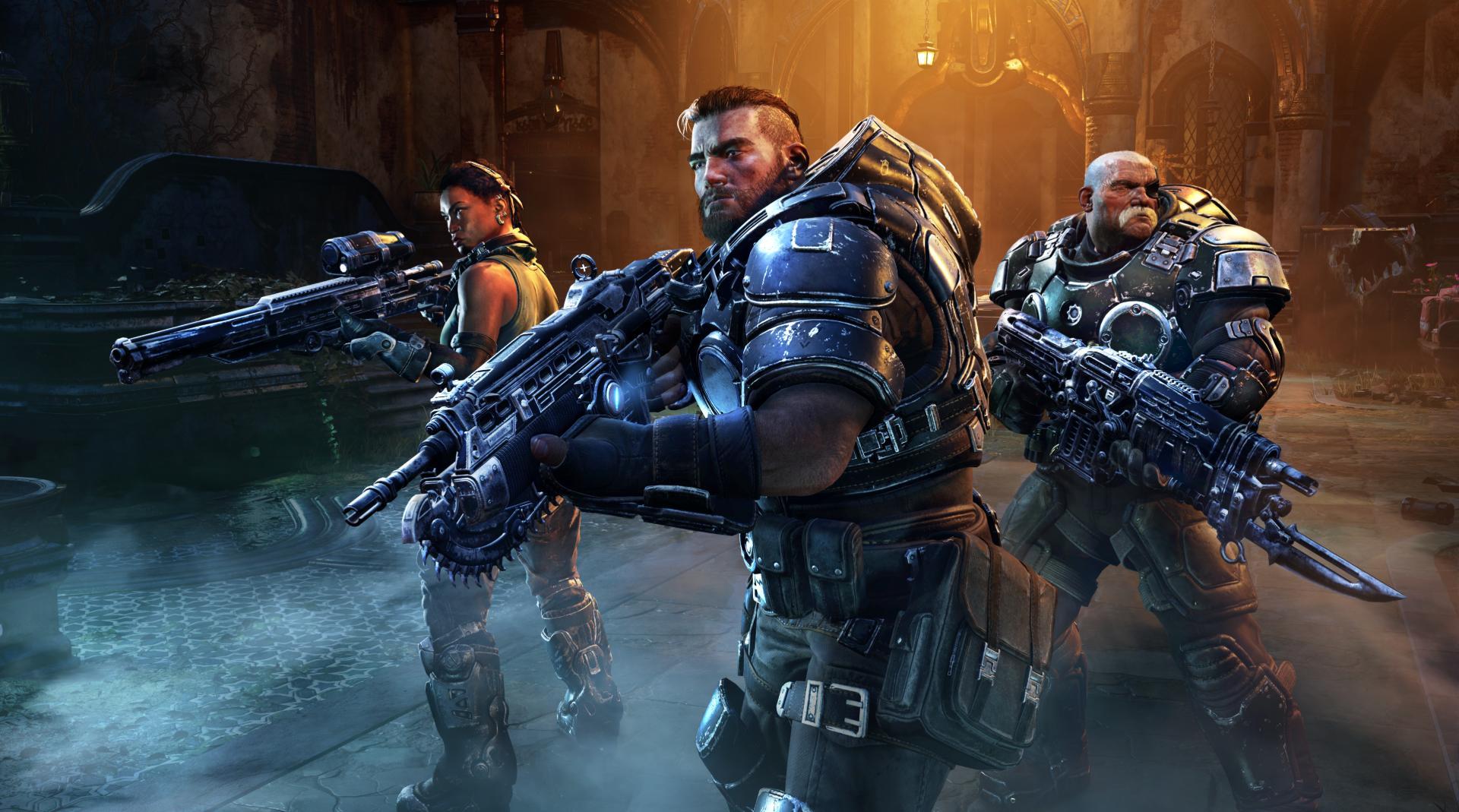 gears tactics img 7 - Recensione Gears Tactics