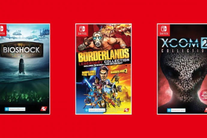 BioShock The Collection XCOM 2 Collection e Borderlands Legendary Collection 690x460 - Home