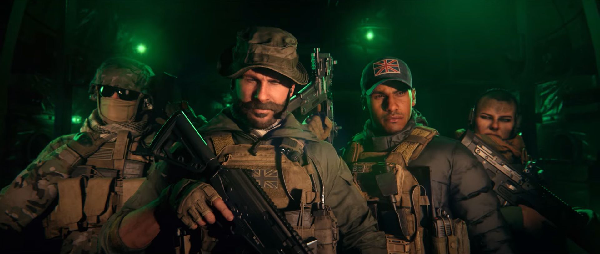 Call of Duty Modern Warfare Warzone Stagione 4
